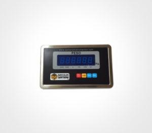 Indicador de peso electrónico