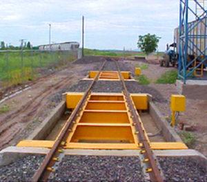 Bascula Ferrocarrilera
